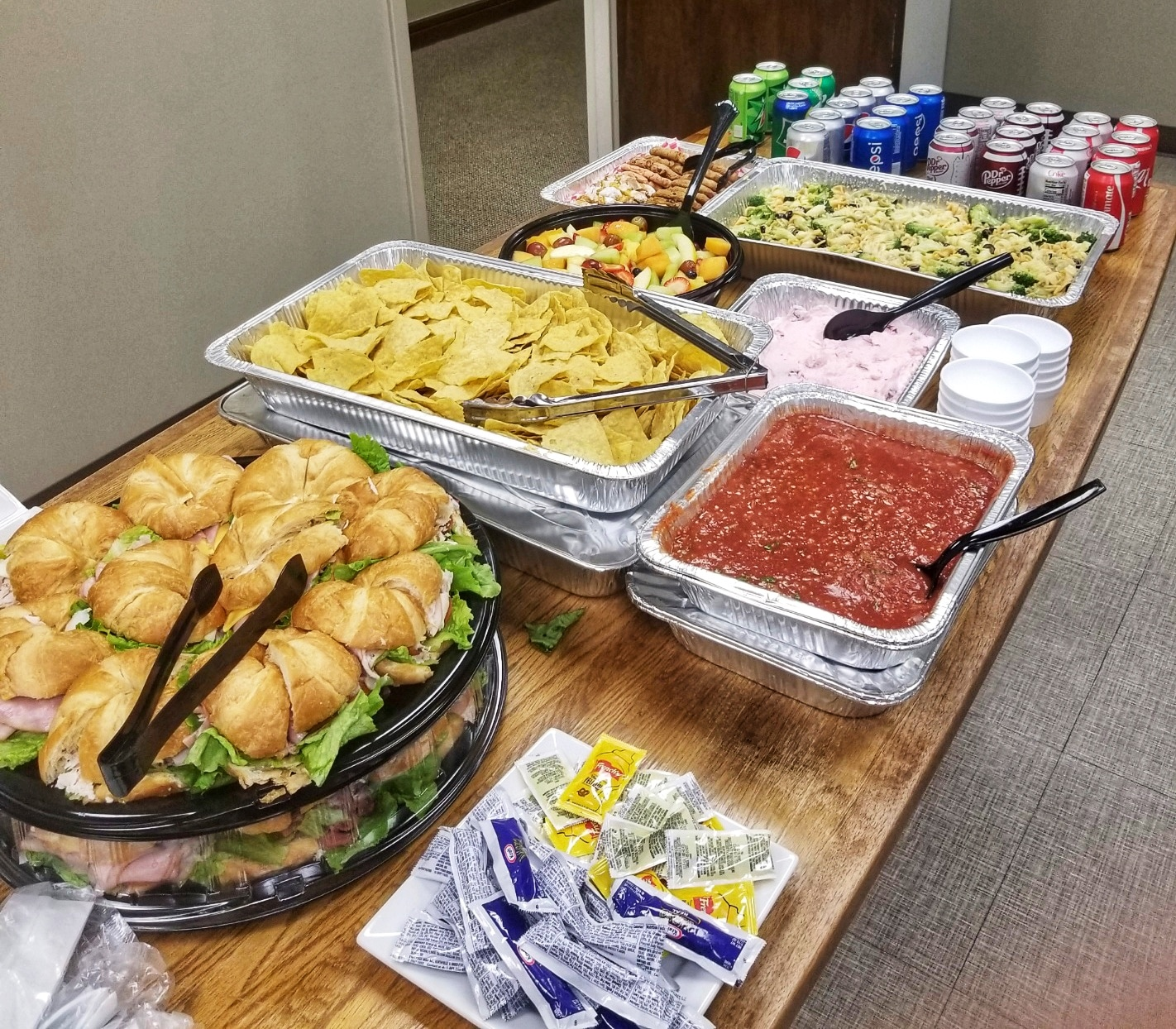The Greens On Boulder Catering in Tulsa (918) 932-8878